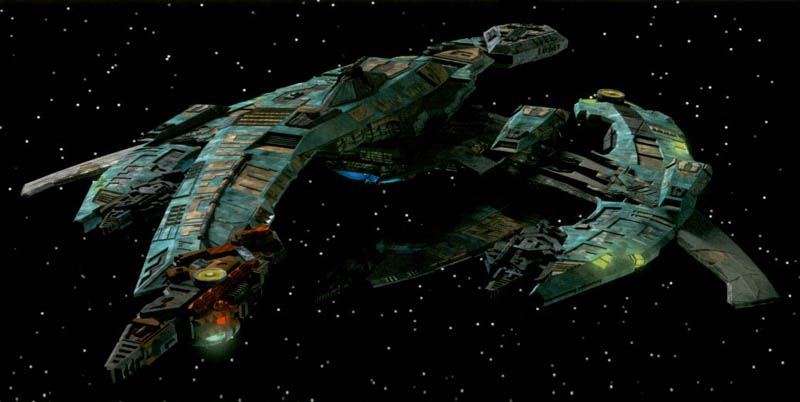 Breen Star Trek Without Mask